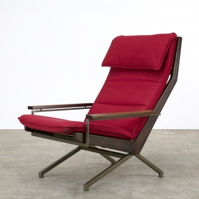 Lotus lounge chair by Rob Parry for De Ster Gelderland, 1950s