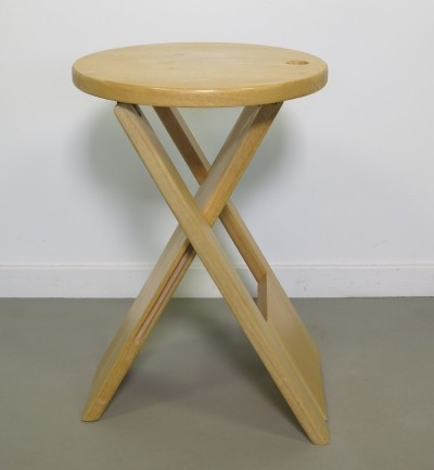 TS stool from the seventies by Roger Tallon for Sentou