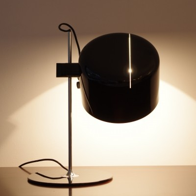 Coupé desk lamp from the sixties by Joe Colombo for Oluce