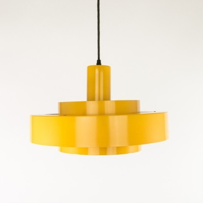 Equator hanging lamp from the seventies by Jo Hammerborg for Fog & Mørup