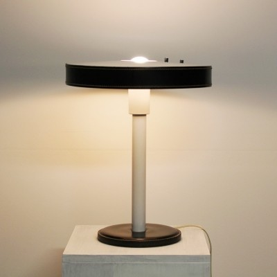 Jacques Adnet desk lamp, 1950s