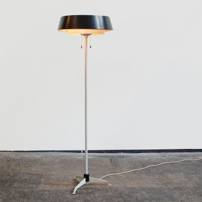 Floor lamp by Niek Hiemstra for Hiemstra Evolux, 1950s