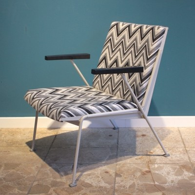 Oase arm chair from the fifties by Wim Rietveld for Ahrend de Cirkel