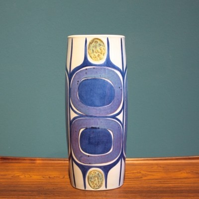 450/3116 vase from the sixties by Inge Lise Koefoed for Aluminia