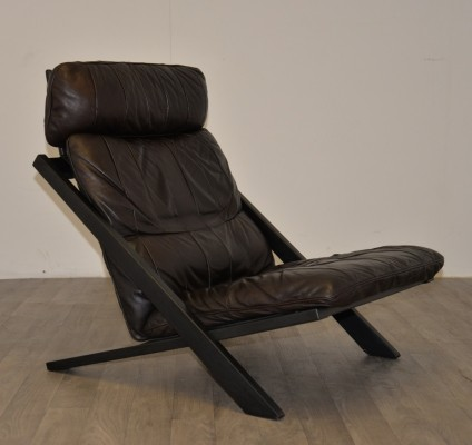 Lounge chair from the sixties by Ueli Berger for De Sede