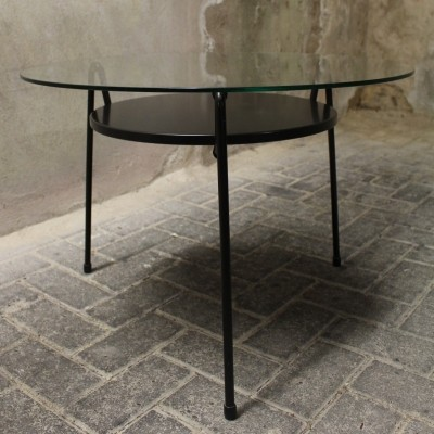 Mosquito 535 coffee table by Wim Rietveld for Gispen, 1950s