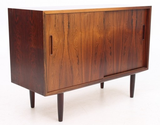 Miniature Sideboard cabinet from the sixties by Poul Hundevad for Hundevad Møbelfabrik