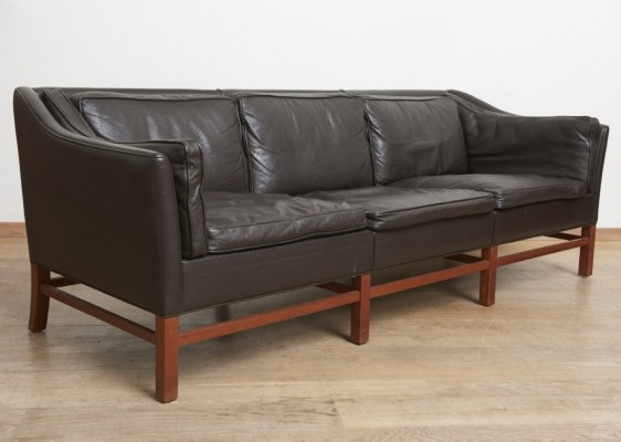 sofa from the fifties by unknown designer for unknown producer 60283. Black Bedroom Furniture Sets. Home Design Ideas