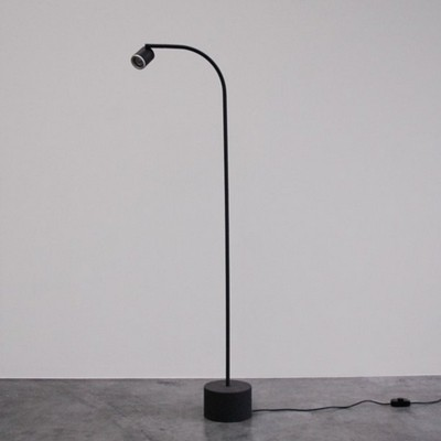 Halo floor lamp from the eighties by Ettore Sottsass for Philips