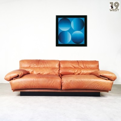 Sofa from the seventies by unknown designer for Saporiti