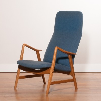 Lounge chair from the fifties by unknown designer for Ljungs Industrier BV