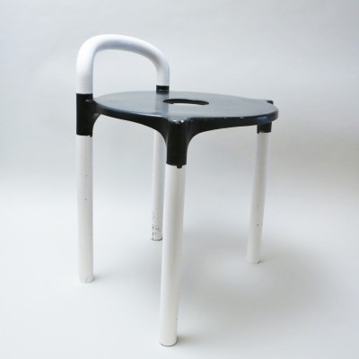Model 4823 stool by Anna Castelli Ferrieri for Kartell, 1970s