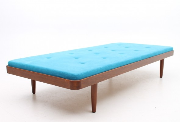 Daybed from the fifties by unknown designer for Horsnæs Møbelfabrik