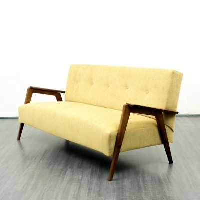 Sofa from the fifties by unknown designer for unknown producer