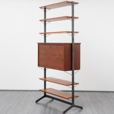 Wall unit from the sixties by unknown designer for Pira