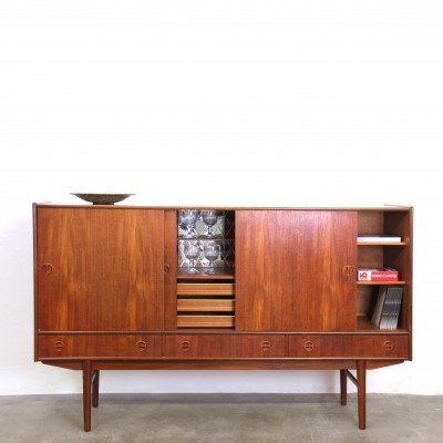 High Board sideboard from the fifties by unknown designer for unknown producer