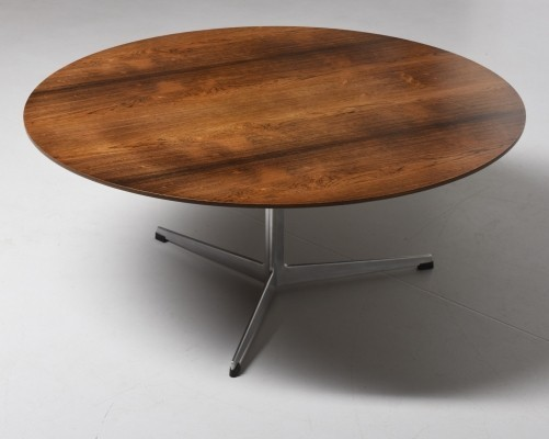 Coffee table from the fifties by Arne Jacobsen for Fritz Hansen