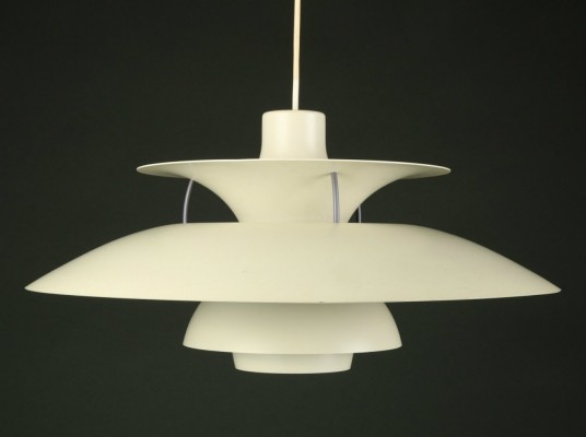 2 PH 5 hanging lamps from the fifties by Poul Henningsen for Louis Poulsen