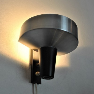 Wall lamp from the fifties by H. Busquet for Hala Zeist