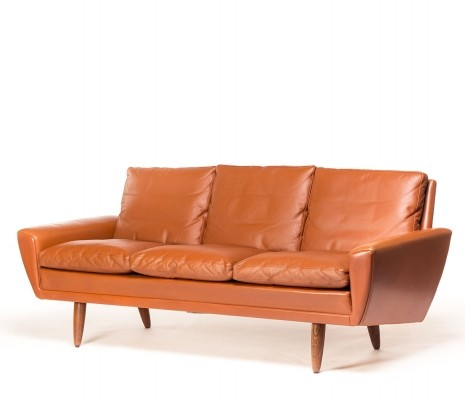 Model 64 sofa from the sixties by Georg Thams for Vejen Polstermøbelfabrik