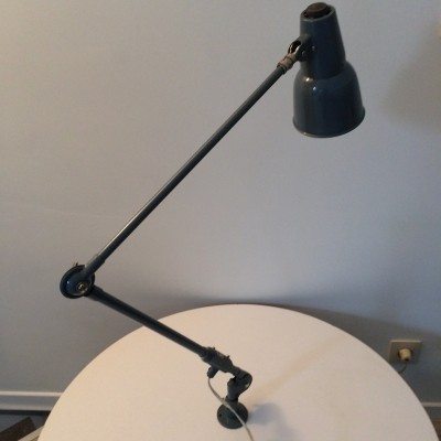 Model 722 desk lamp from the sixties by unknown designer for SIS