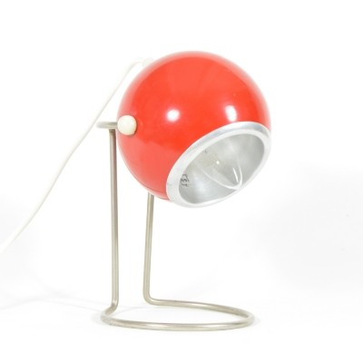 Desk lamp from the sixties by Abo Randers for unknown producer