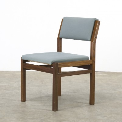 Set of 4 SA07 dinner chairs from the sixties by Cees Braakman for Pastoe