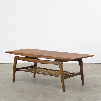 Coffee table from the fifties by unknown designer for Wébé