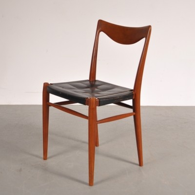 3 x Bambi dinner chair by Rolf Rastad & Adolf Relling, 1950s
