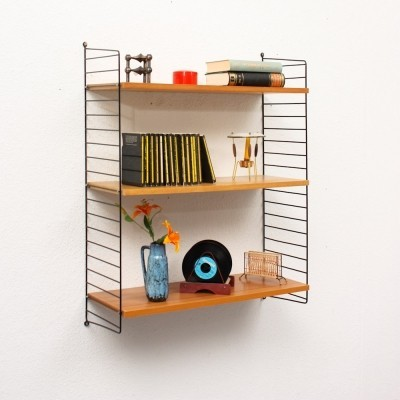 Wall unit from the sixties by Nisse Strinning for unknown producer