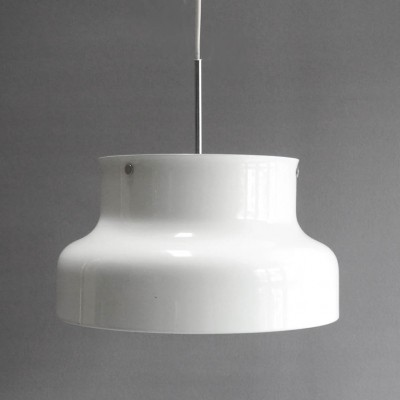 Bumling hanging lamp by Anders Pehrson for Ateljé Lyktan, 1960s