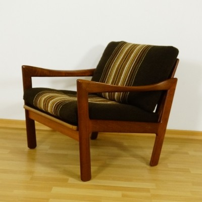 Lounge chair from the sixties by Illum Wikkelsø for Eilersen