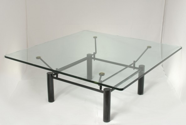 Coffee table from the seventies by Hans Ulrich Bitsch for Kusch & Co