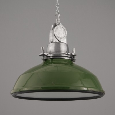 4 hanging lamps from the fifties by unknown designer for Thorlux