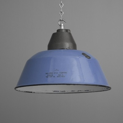 2 hanging lamps from the forties by unknown designer for unknown producer
