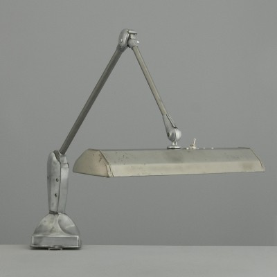 Desk lamp from the fifties by unknown designer for unknown producer