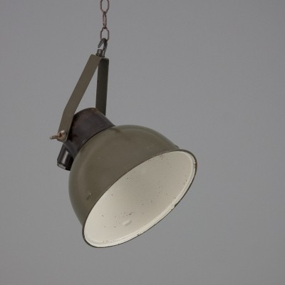 19 hanging lamps from the fifties by unknown designer for unknown producer