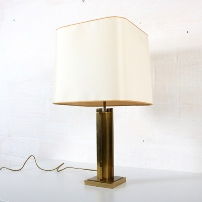 Floor lamp from the sixties by unknown designer for Belgo Chrom