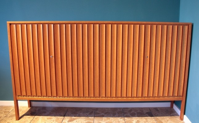 Sideboard from the seventies by unknown designer for BUB Wertmöbel Germany
