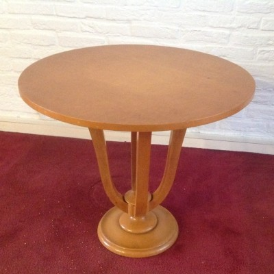 Side table from the thirties by unknown designer for unknown producer