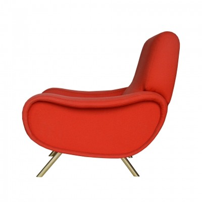 Lady lounge chair from the fifties by Marco Zanuso for Arflex