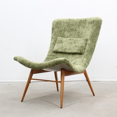 Lounge chair from the sixties by Miroslav Navrátil for unknown producer