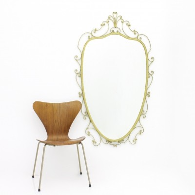 Mirror from the fifties by Pier Luigi Colli for unknown producer