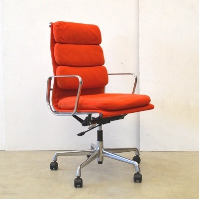 EA219 office chair from the nineties by Charles & Ray Eames for Herman Miller