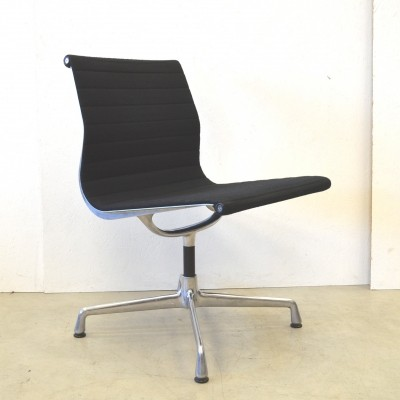 8 EA105 office chairs from the nineties by Charles & Ray Eames for Vitra