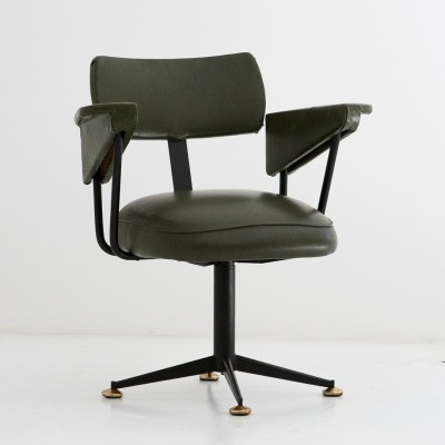 Vintage office chair, 1950s