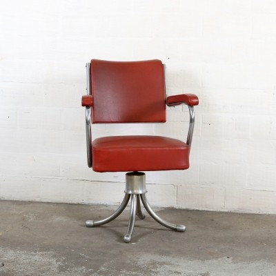 Office chair from the forties by unknown designer for Gispen