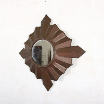 Mirror from the thirties by unknown designer for unknown producer