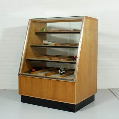 Display cabinet from the fifties by unknown designer for unknown producer