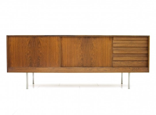 Rosewood sideboard from the sixties by Kurt Østervig for unknown producer